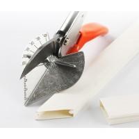 Ножницы (с ограничителями) для резки пластиковых профилей, оконных и дверных уплотнителей.
