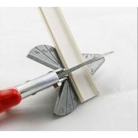 Ножницы (без ограничителей) для резки пластиковых профилей, оконных и дверных уплотнителей.