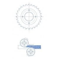 Алмазные дробители с круглым вырезом