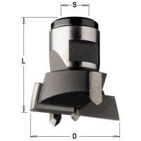 Свёрла чашечные с резьбовым креплением HW серии 501