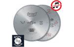 LU2D Твердосплавные дисковые пилы для деревянных панелей и композитных материалов - тонкий пропил