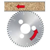 LI20M Твердосплавные подрезные дисковые пилы с прямой заточкой