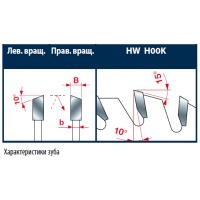 LI13MD - LI13MS Твердосплавные подрезные дисковые пилы с косой заточкой