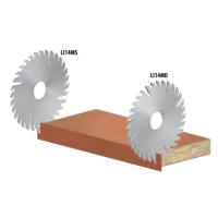 LI14MD - LI14MS Твердосплавная подрезная дисковая пила для обрезки свесов кромочного материала