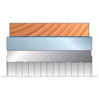 TM17M Фрезерные головы для строгальных станков с системой ISOprofil