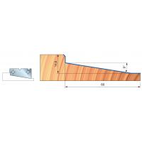 TD52M - TD52MD Филеночные фрезерные головки для мягкой и твердой древесины