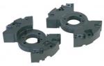 T198M Комплекты регулируемых фрезерных головок для выборки четверти и пазов со сменными ножами