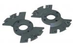TG11M Регулируемые фрезерные головки для выборки пазов