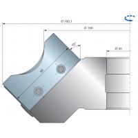 TP31MS Многорадиусные фрезерные головки
