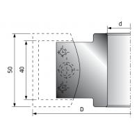 CS28MA Многопрофильные фрезерные головки