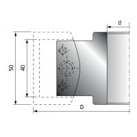 CS28MB Многопрофильные фрезерные головки с ограничителями
