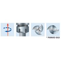 PI09MD Спиральные концевые фрезы для смотровых отверстий