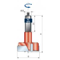 PC04MD - PC04MS Сверла для петель