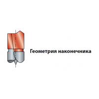 PF04MD - PF04MS Сверла для присадочных станков - глухие отверстия