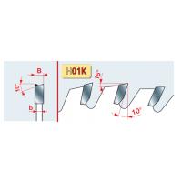 LU34M Твердосплавные пазовые пилы для станков с ЧПУ