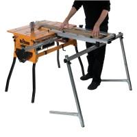 Компактный выдвижной стол с направляющей Triton
