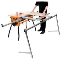 Полноразмерный выдвижной стол с направляющей Triton
