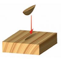 Деревянные заглушки Лодочка для реставрации и ремонта древесины