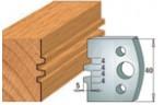 Комплекты ножей и ограничителей серии 690/691 #075