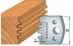 Комплекты ножей и ограничителей серии 690/691 #076