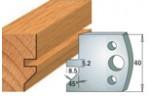 Комплекты ножей и ограничителей серии 690/691 #084
