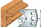 Комплекты ножей и ограничителей серии 690/691 #098