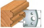 Комплекты ножей и ограничителей серии 690/691 #007