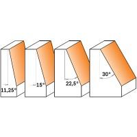 Фреза с подшипником для фасок 957.501.11