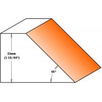 Фрезы фасочные 45°. Серия 694.002