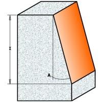 Фрезы фасочные для искусственного камня