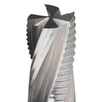 Серия 197 Z4 (2+2R) спиральные фрезы со стружколомом верхний рез