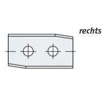 Стандартные двухсторонние пластины 35°