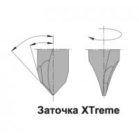 Свёрла твёрдосплавные для сквозных отверстий L=57,5