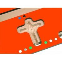 Шаблон CMT650 - приспособление для соединения кухонных столешниц
