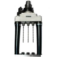 ЧПУ агрегат вертикальный мульти-шпиндельный С несколькими шпинделями в линию Тип VERTI-LINE