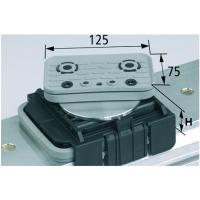 Блочная Присоска VCBL-K1 125x115 / 120x50