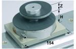 Механический Зажим VCMC-K1 154x128