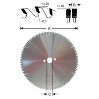 91902 Пильные диски для ALUCOBOND
