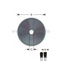 92030 Пильные диски для штапикорезов, НW с твердосплавными напайками